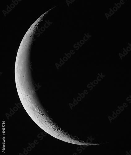 Fototapeta Crescent Moon