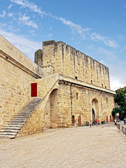 fortifications d'Aigues Mortes