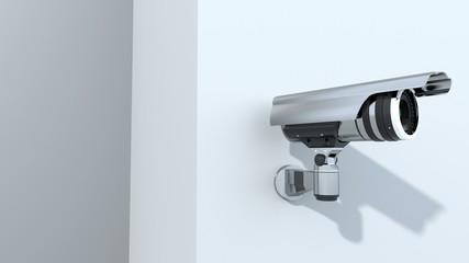 Surveillance Camera, loop animation
