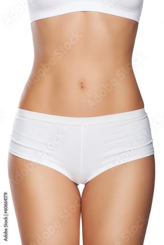 Idealne ciało kobiety