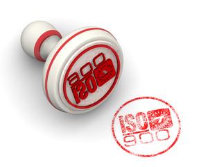 ISO 900. Печать и оттиск