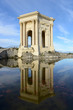 Château d'eau du Peyrou à Montpellier