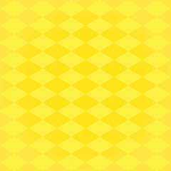 Seamless harlequin pattern-yellow