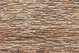 Brown Bricks wall, Natural color