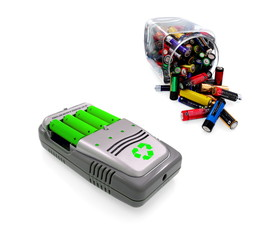 Power charger accu, batteries, and renewable energy sources