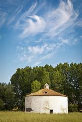 Palomar  en campos de Castilla y Leon, España