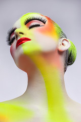 body art makeup