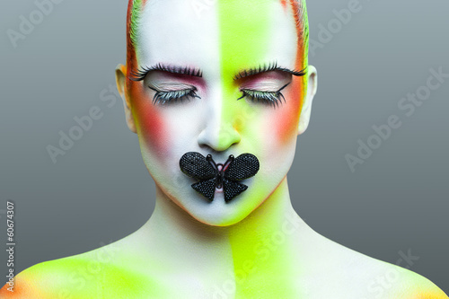 body art makeup