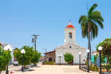 San Francisco de Paula Church at Trinidad
