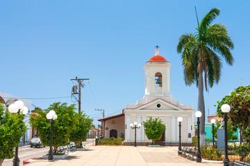 San Francisco de Paula Church at Trinidad