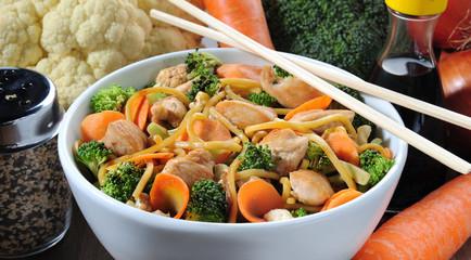 Chinese food - Yakisoba