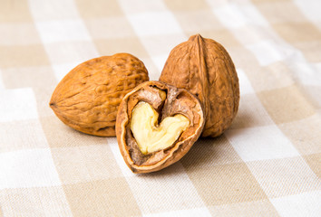 heart of walnut