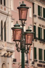 Lampione Veneziano colorato