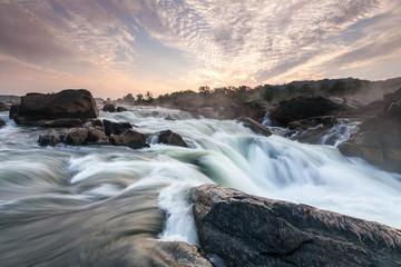 Potomac River Sunrise at Great Falls