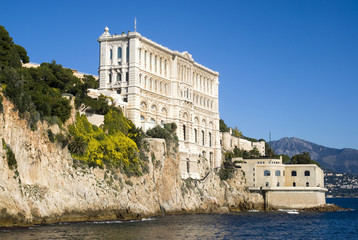 Oceanographic Institute in Monaco