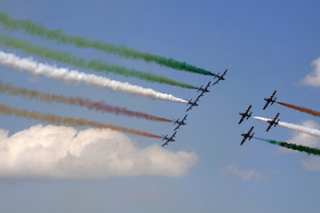Italian airshow.