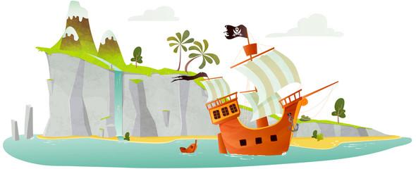 ile pirate