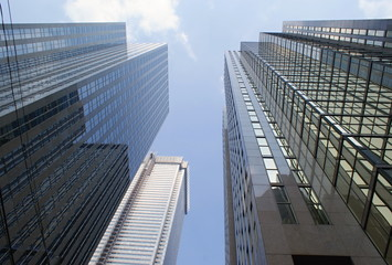 Skyscrapers, Toronto