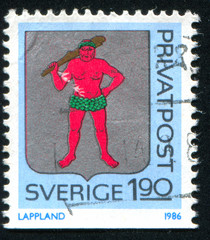 Arms of Lapland