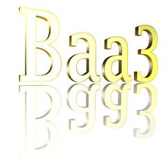 Ratingcode Baa3