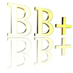 Ratingcode BB+