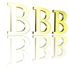 Ratingcode BBB