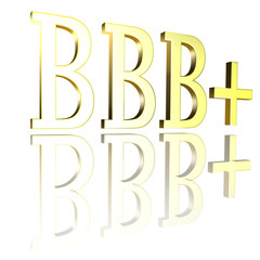 Ratingcode BBB+