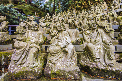 Buddha Statues in Japan