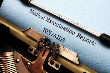 Hiv - aids report