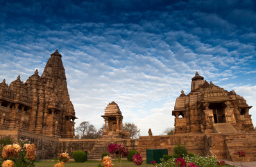 Western Temples of Khajuraho, India - UNESCO site
