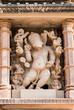 Lord Ganesha sculpture , Khajuraho, India, UNESCO site