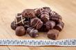 Dieta - cioccolatini assortiti