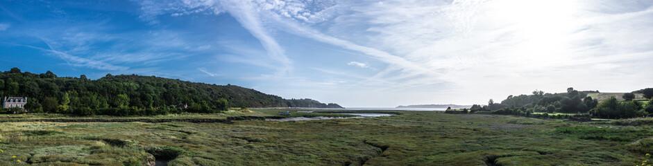 Bucht in der Bretagne
