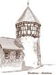 Stadtturm Turm Adelsheim