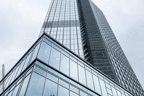 Bank - Hochhaus in Frankfurt