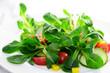 Knackiger Salatteller