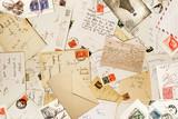 corrispondenza vintage - 60704301