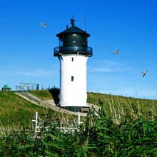 Leuchtturm à Cuxhaven
