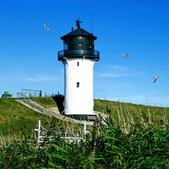 Leuchtturm in Cuxhaven
