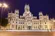 Palace in Madrid