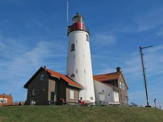 Leuchtturm von Urk (Holland)