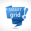 origami speech bubbles : smart grid (cs5)