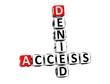 3D Denied Access Crossword