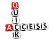 3D Quick Access Crossword