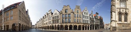 Prinzipalmarkt Münster Panorama