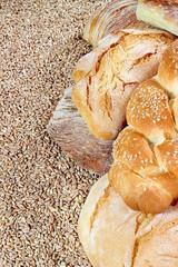 cornice di pane