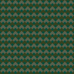 Template Retro Zig Zag Chevron vector