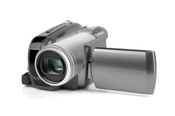 MiniDV camcorder.