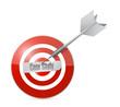 case study target illustration design