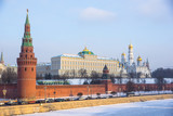 Winter in Moscow - Kremlin
